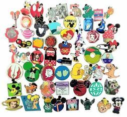 Disney Pin Trading 25 Assorted Pin Lot - Brand NEW Pins - No