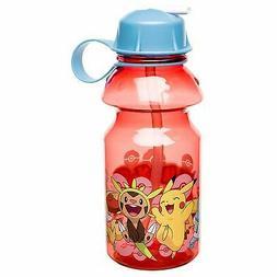 Pokemon Reusable Water Bottle - Pikachu & Chespin by Zak!