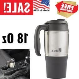 Reusable Insulated Thermos Travel Mug Hot Cold Coffee Tea Tu