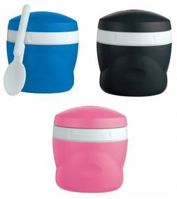 Thermos SJ300D6 8 Oz Assorted Color Insulated Snack Jar With