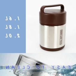 Stainless Steel Food Container Vacuum Insulated Lunch Box 3