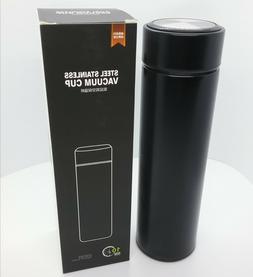 Stainless Steel Vacuum Flask Coffee Tea Bottle Thermos Mug T