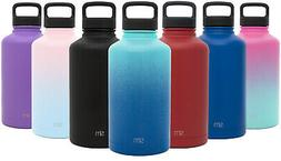 Simple Modern Summit Water Bottle with Handle Lid Vacuum Ins