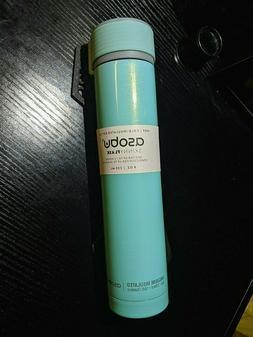 TEAL Asobu SKINNY MINI Flask Fashionably Chic 7.8 oz