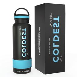 The Coldest Water 21 oz Stainless Steel Double Walled Sports