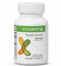 Herbalife Thermobond Thermo - Bond Fiber Tablets 90 NEW Expi