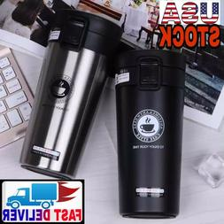 Thermos Travel Coffee Mug Stainless Steel Tea Cup Tumbler Va