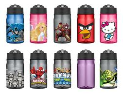 Thermos Tritan 12 ounce Hydration Bottles with Straws, 23 St