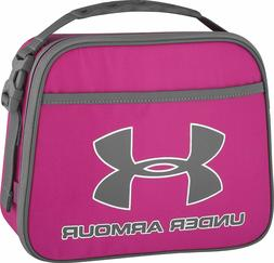 UNDER ARMOUR INSULATED CRUSH RESISTANT LUNCH KIT BOX COOLER