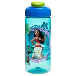 Zak! Designs 16 Ounce Disney Moana Water Bottle